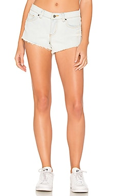Hello Mellow Short in White Stone Wash