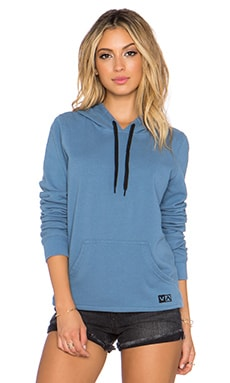 RVCA Captivate Hoodie in North Atlantic