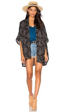Mays Kimono in Black