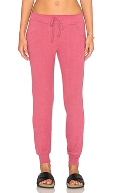 RVCA Always Rite Pant in Rosewater
