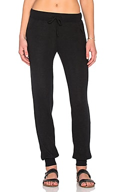 RVCA Always Rite Sweatpant in Black