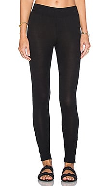 RVCA Laid Back Legging in Black
