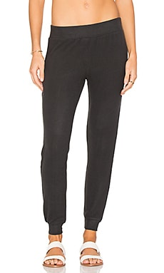 Shiva Pant in Pirate Black
