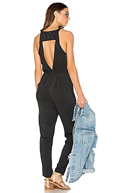 Livonia Jumpsuit in Black