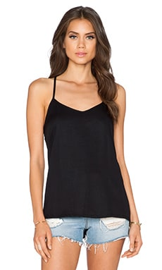 RVCA Night Flight Tank in Black