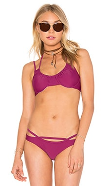 Mandala Underwire Top in Orchid