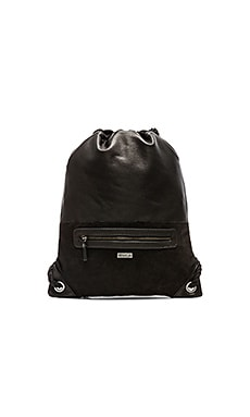 RVCA Imager Backpack in Black