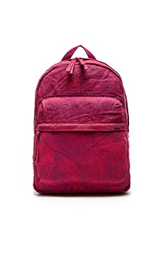 RVCA Scout II Backpack in Rosewater
