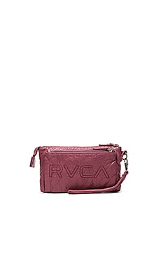 RVCA Change To Come Wallet in Rosewater