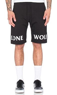 Lone Wolf Sweatshorts