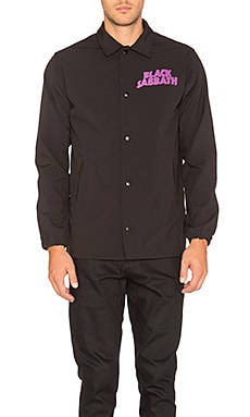 x Black Sabbath Master of Reality Coaches Jacket