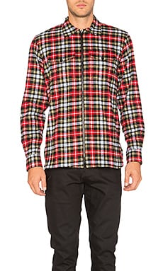 Almonte Flannel Button Down