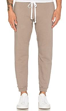 Спортивные штаны из махровой ткани - Rxmance