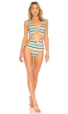 Dollop Reversible One Piece RYE $53 (FINAL SALE)