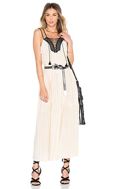 RACHEL ZOE Sybilla Dress in Ivory