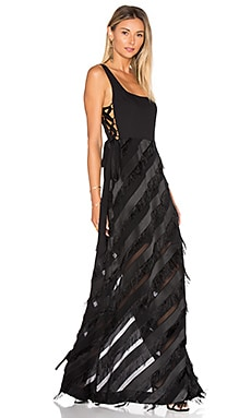 Corrina Gown in Black