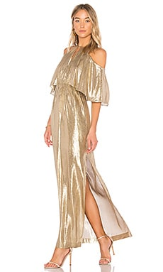 Marlene Open Shoulder Gown RACHEL ZOE $595