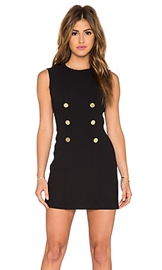 RACHEL ZOE Brady Dress in Black