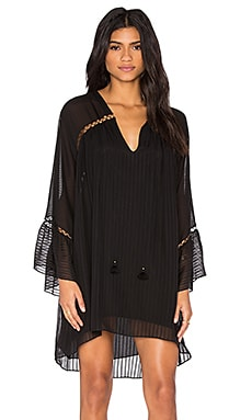 RACHEL ZOE Aliah Dress in Black