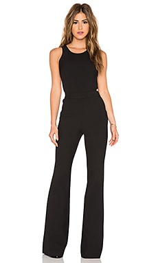 RACHEL ZOE Alli Jumpsuit in Black