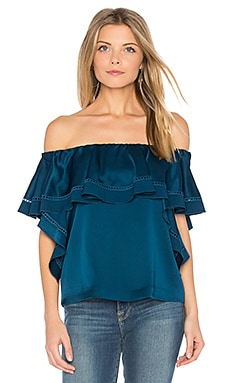 Gaia Top in Cobalt