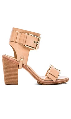 RACHEL ZOE Reeve Sandal in Natural