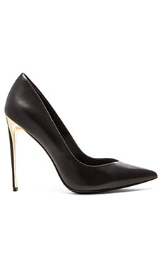 RACHEL ZOE Via Heel in Black