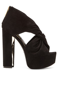 RACHEL ZOE Hayes Heel in Black