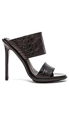 RACHEL ZOE Coraline Heel in Black