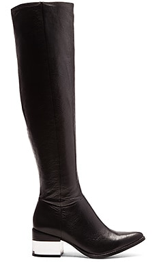 RACHEL ZOE Paulina Boot in Black