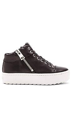 RACHEL ZOE Pablo Sneaker in Black