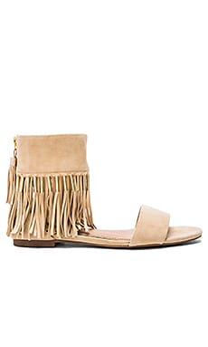 RACHEL ZOE Jessa Sandal in Natural