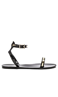 Alicia Sandal in Black