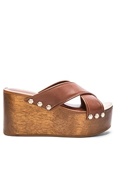Maddi Heel in Brandy