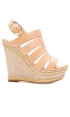 RACHEL ZOE Gia Heel in Natural