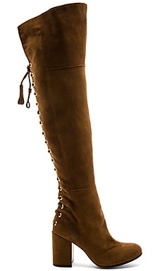 RACHEL ZOE Twilight Boot in Sepia