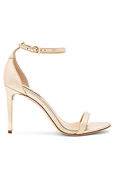Ema Heel in Light Gold