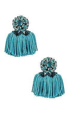 Crystal Cha Cha Earrings Sachin & Babi $62