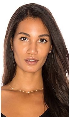 x REVOLVE Trio Diamond Necklace