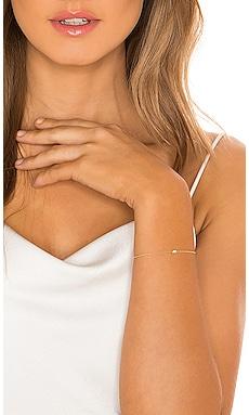 Diamond Bezel Bracelet Sachi $308