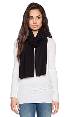 Saint Grace Scarf in Black