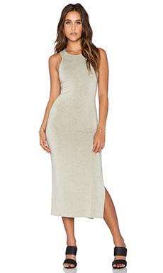 Saint Grace Domino Dress in Oatmeal