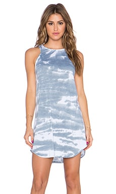 Saint Grace Bandit Tank Dress in Iron Tiger Wash