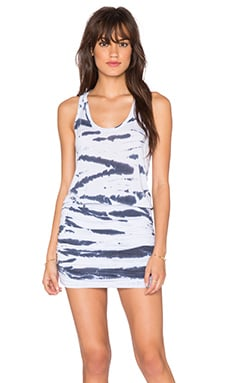 Saint Grace Vida Tank Dress in Liberty Tiger Wash