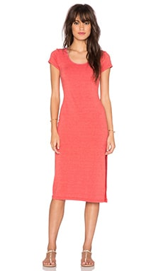 Saint Grace Tilly Midi Dress in Race