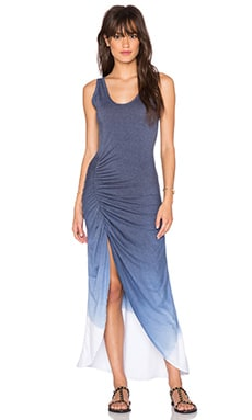 Saint Grace Gita Maxi Dress in Liberty Ombre Wash