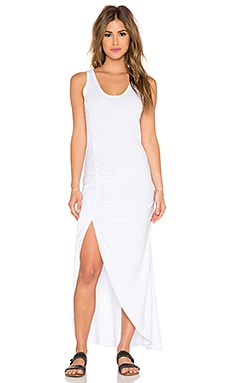 Saint Grace Gita Maxi Dress in White
