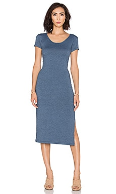 Saint Grace Tilly Midi Dress in Night