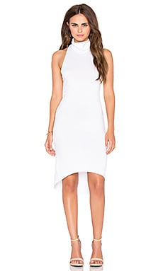 Kaya Dress in White