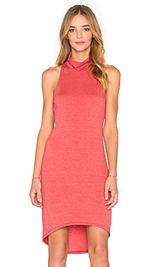 Saint Grace Kaya Dress in Crimson